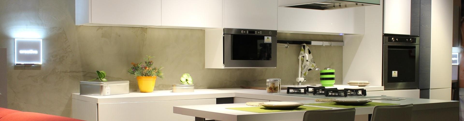 Keuken na renovatie in Maastricht